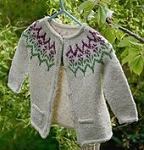 Blaithin Cardigan (Child's Size)