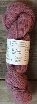 Le Petit Lambswool - Light Pink
