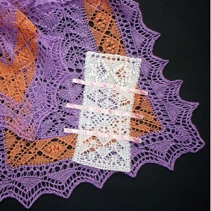 A TASTE OF LACE; Sampler Knitting Revisited with Andrea Jurgrau