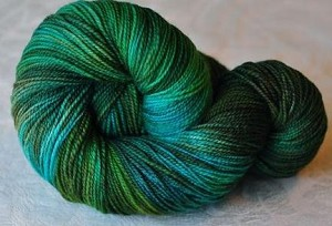 Adorn Luxe  Sock: Forest Primeval
