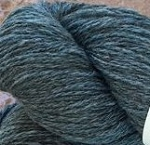 Le Petit Lambswool - Blue Green