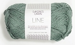 Sandnes Garn Line - 6841 Dusty Aqua