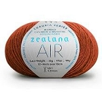 Zealana:Air 11 Burnt Tangerine