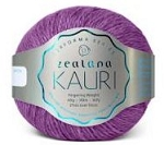 Zealana:Kauri Worsted  K10 Red Waina